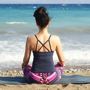 aromatherapy yoga jewelry yoga by the beach